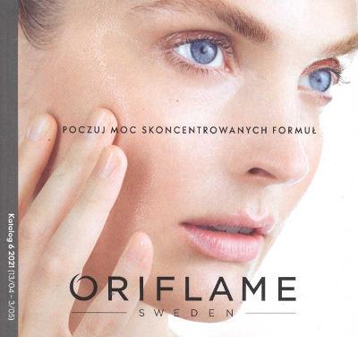 Oriflame katalog promocyjny nr 6 2021