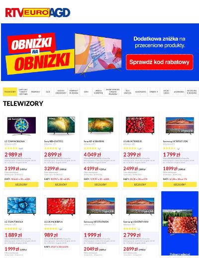 Promocja internetowa RTV Euro AGD