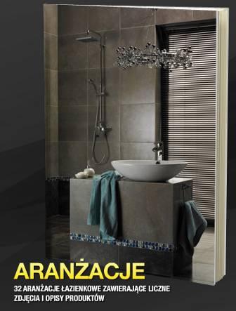 Castorama Katalog Aranżacje łazienki 2010