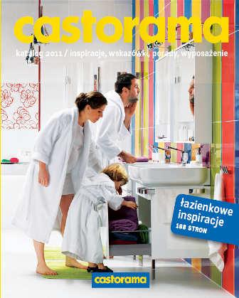 Castorama Katalog łazienki 2011
