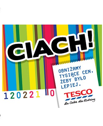 Tesco Ciach