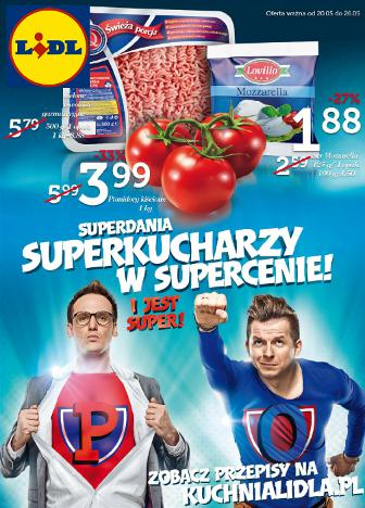 Lidl - Gazetka Promocyjna