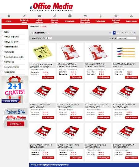 eOffice Media oferta promocyjna