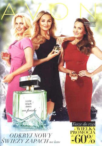 Avon Katalog promocyjny Nr 8 2015