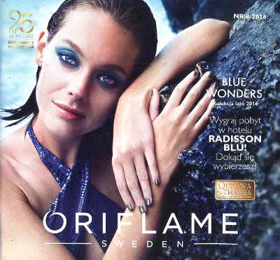 Oriflame katalog promocyjny nr 8 2016