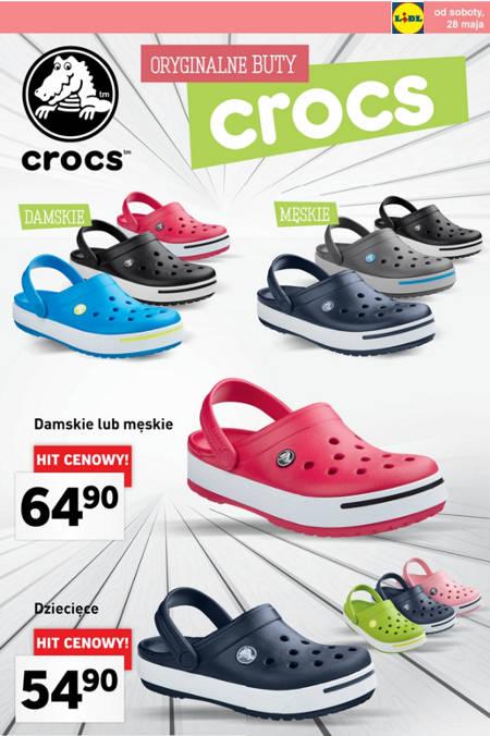 Lidl Crocs