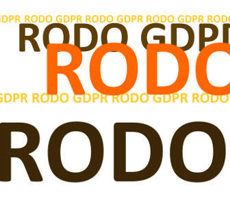 RODO GDPR