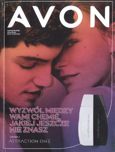 Avon Katalog promocyjny Nr 8 2020