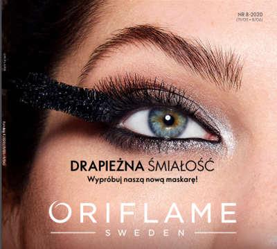 Oriflame katalog promocyjny nr 8 2020
