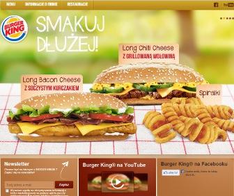 Promocje Burger Smakuj dłużej