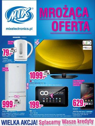Promocje Mix Electronics