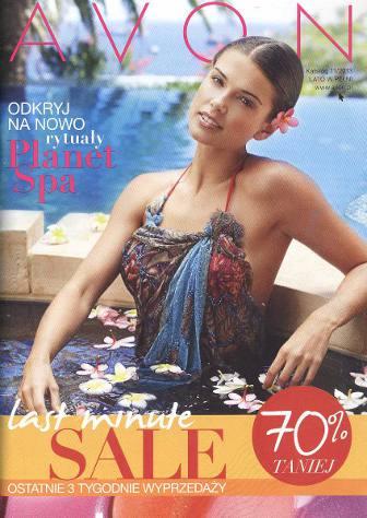 Avon - Katalog Nr 11
