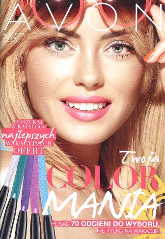 Avon Katalog promocyjny Nr 9 2015