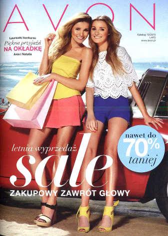 Avon Katalog promocyjny Nr 10 2015