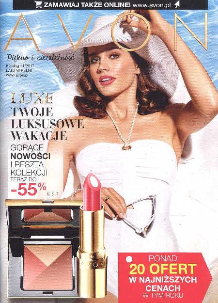 Avon Katalog promocyjny Nr 11 2017