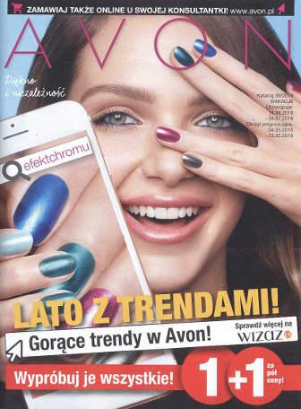 Avon Katalog promocyjny Nr 9 2018