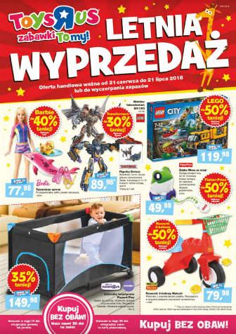 ToysRus gazetka