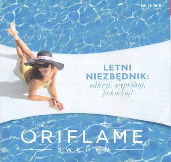 Oriflame katalog promocyjny nr 10 2018