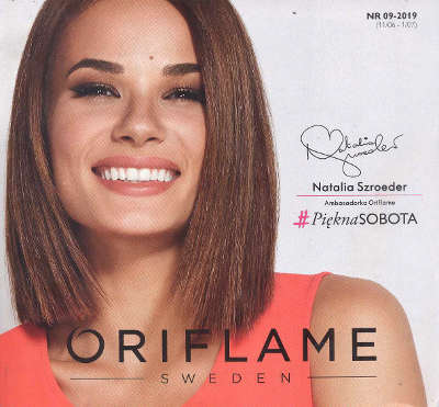 Oriflame katalog promocyjny nr 9 2019