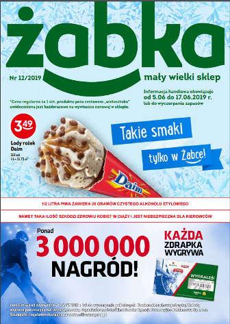 Żabka najnowsza gazetka promocyjna