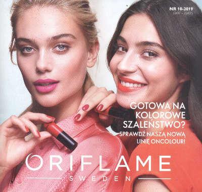 Oriflame katalog promocyjny nr 10 2019