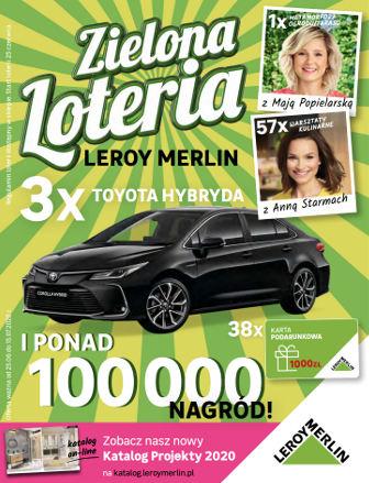 Leroy Merlin Gazetka Promocyjna