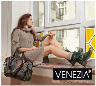 Venezia Katalog Jesień Zima 2013 2014