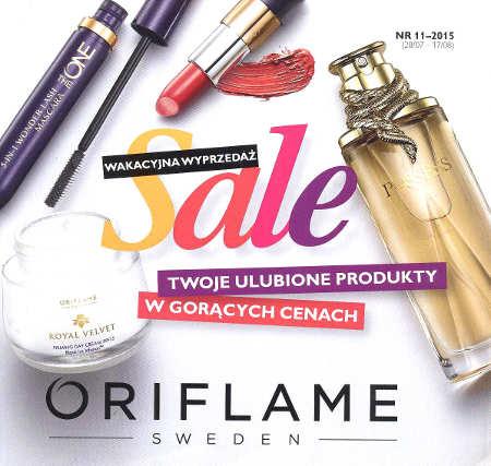 Oriflame katalog promocyjny nr 11 2015