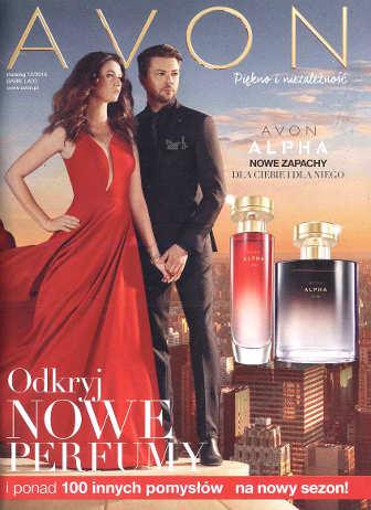 Avon Katalog promocyjny Nr 12 2016