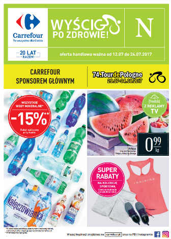 Gazetka Carrefour