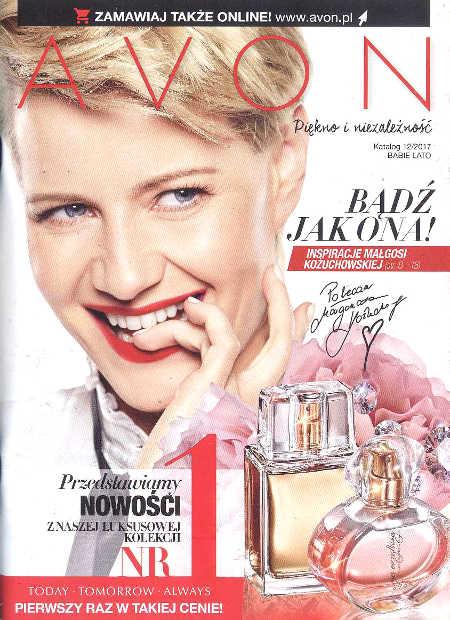 Avon Katalog promocyjny Nr 12 2017