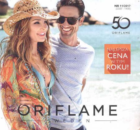 Oriflame katalog promocyjny nr 11 2017