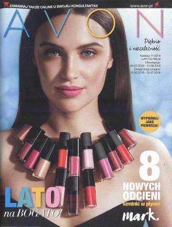 Avon Katalog promocyjny Nr 11 2018