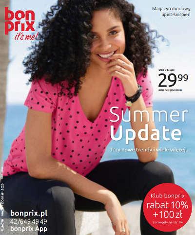BonPrix Katalog lipiec sierpień 2019