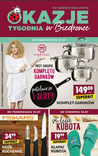 5b216a987eab70 Biedronka Promocje, Gazetka, Katalog, Konkurs