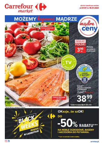 Gazetka Carrefour Market