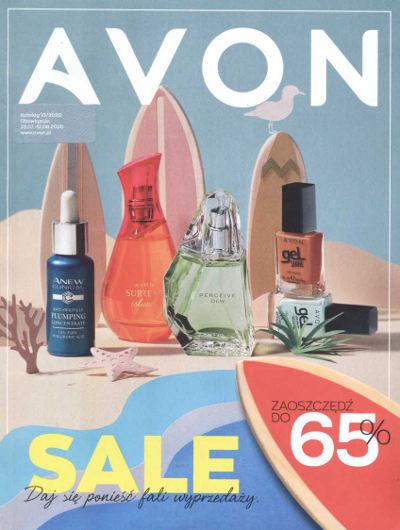 Avon Katalog promocyjny Nr 10 2020