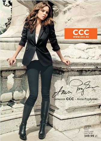 Katalog CCC Jesień Zima 2012
