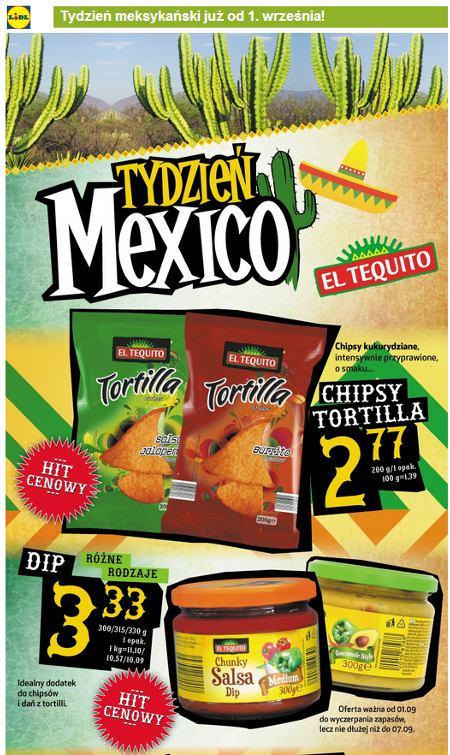 Lidl Tydzień meksykański