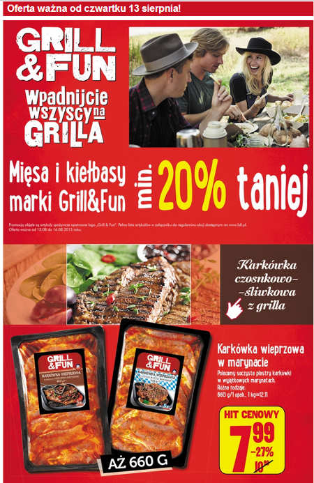 Lidl grill and fun