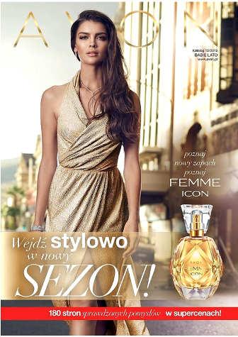 Avon Katalog promocyjny Nr 12 2015