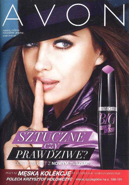 Avon Katalog promocyjny Nr 13 2015