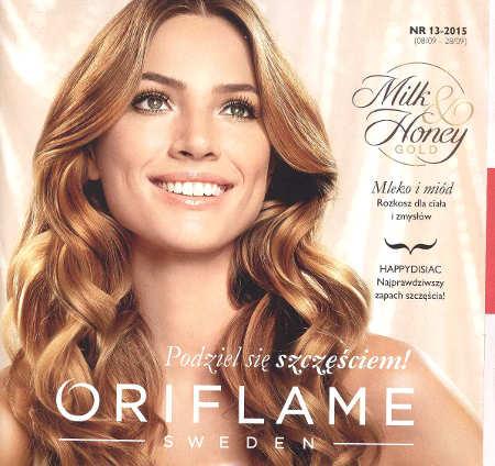 Oriflame katalog promocyjny nr 13 2015