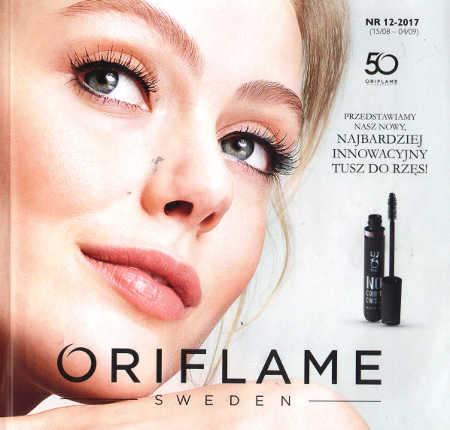 Oriflame katalog promocyjny nr 12 2017