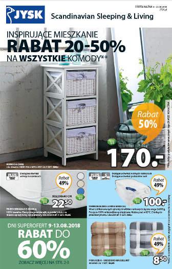 Jysk Gazetka promocyjna