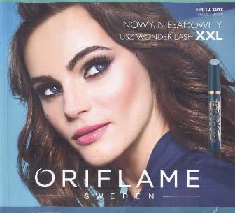 Oriflame katalog promocyjny nr 12 2018
