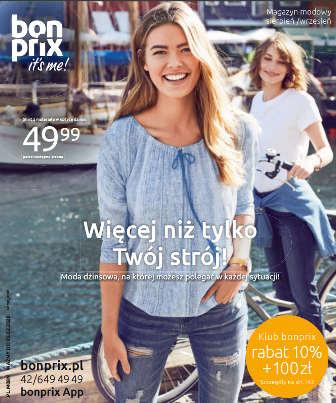 BonPrix Katalog Wrzesień 2019