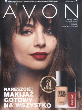 Avon Katalog promocyjny Nr 13 2019