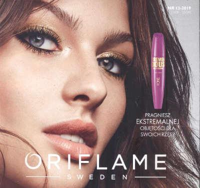 Oriflame katalog promocyjny nr 13 2019