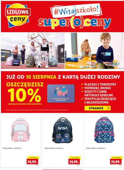 Lidl Szkoła